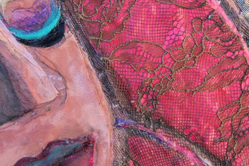 20. Detail of 'Voluptuous'