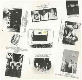 299.'Melbourne stuff',album sleeve,1987