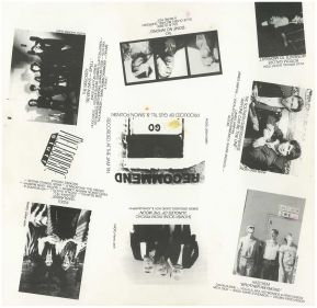 299.'Melbourne stuff',album sleeve,1987