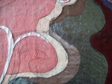 Detail of 'Annie Interior'