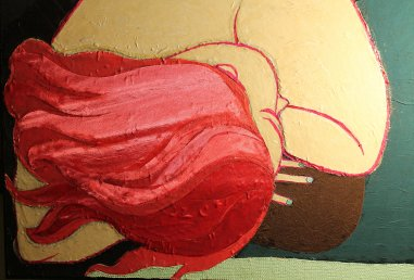 26. Night detail of 'Sonia'