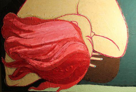 Night detail of 'Sonia'