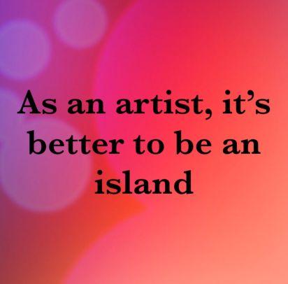 Artist/Island