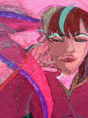 'Pink Lindblom' (detail 2)