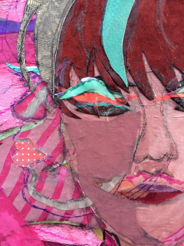 'Pink Lindblom' (detail)