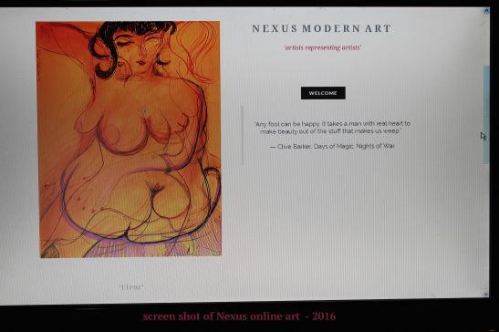 282. screen shot: nexusmodernart.com.au 2016