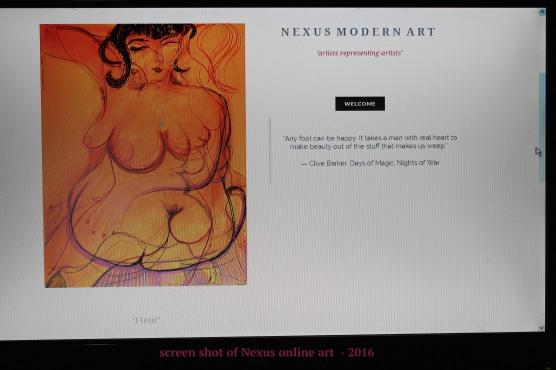 282. screen shot: nexusmodernart.com.au 2016