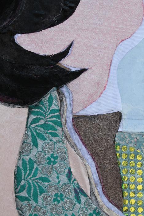 27. Detail of 'Fleur'