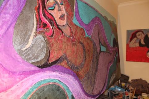 Studio pic of 'Voluptuous'