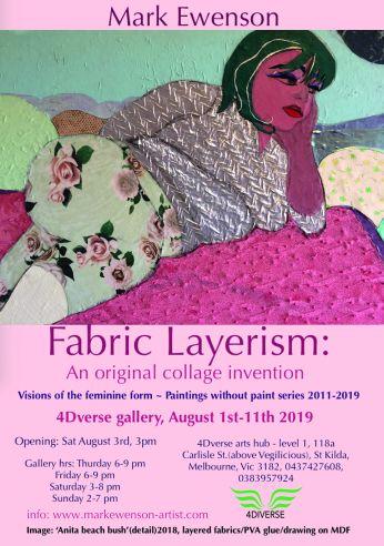 Exhibition at 4Diverse, Melbourne