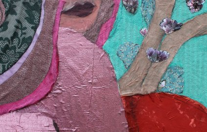 detail of 'Her space'