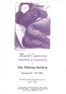 Fitzroy Gallery 1999