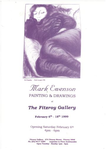 Fitzroy Gallery 1999