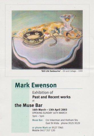 216. Muse Bar, 2003