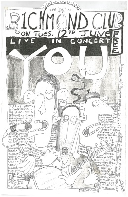 294.'You' at Richmond Club,1990
