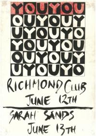 293.'You' gigs - Melbourne, 1990