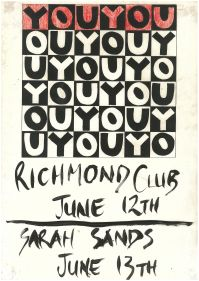 293.'You' gigs - Melbourne, 1990