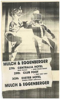 284.'Mulch' tour ,Adelaide,Aug-1987