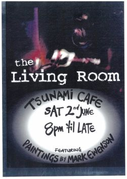 291.Art and music gig,2001,Inverloch, Vic