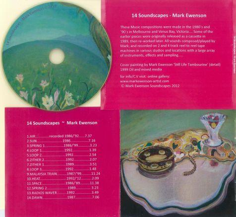 258.Solo music CD