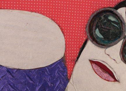 230. Detail of 'Anita Beach'